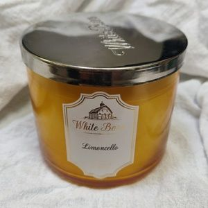 Bath and Body Works Limoncello 3 Wick Candle